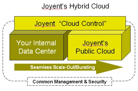 Joyent Hybrid Cloud
